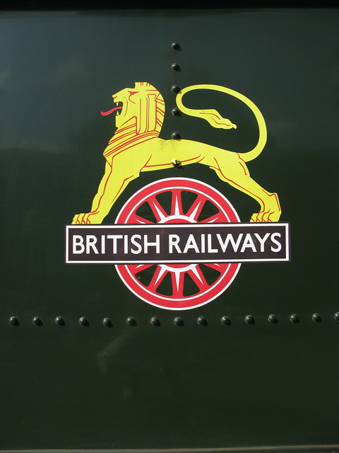 British Railways 1948/9 Corporate Identity - standard liveries and lettering