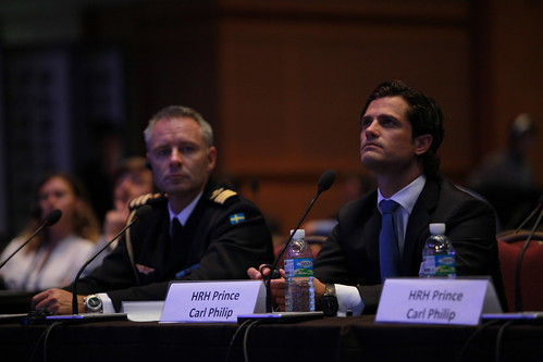World Leaders Dialogues - HRH Prince Carl Philip