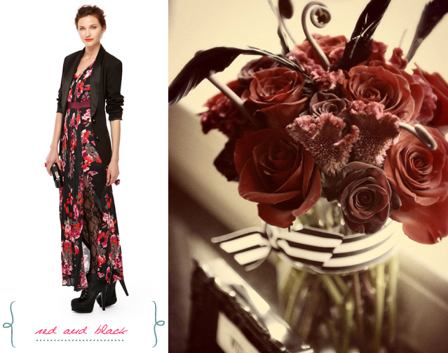 Red-Black-Floral-Print-Maxi-Dress-Kirna-Zabete-for-Target