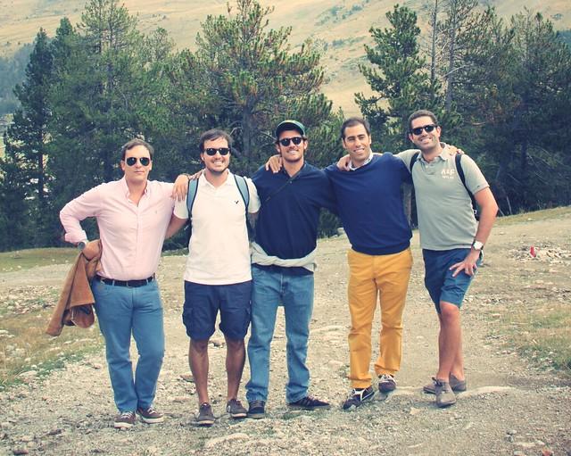 Look excursión + planes de montaña
