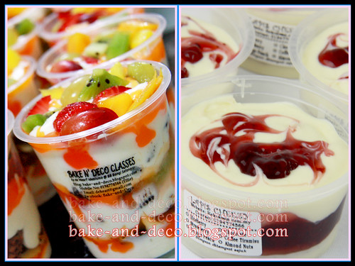Lapis Cheezy & Tutty Fruity Cream Dessert