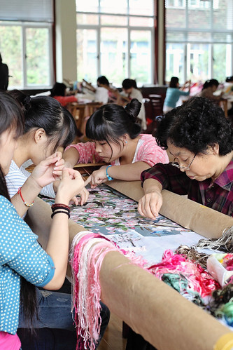 Changsha Embroidery