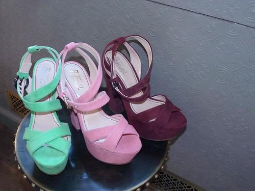jerome pastel heels