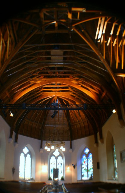 Interior, Luss Church
