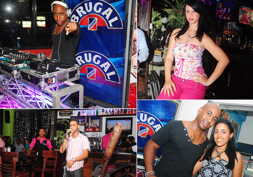 Mega Karaoke Brugal + DJ Blacky @ Mega Coffee Lounge