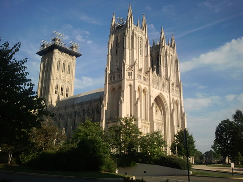Washington National Cathedral by bcarlson33