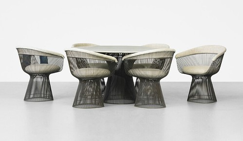 Warren Platner, Dining Set, 1966, Lot 119