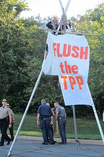 Tripod Blockade LEesburg,               VA