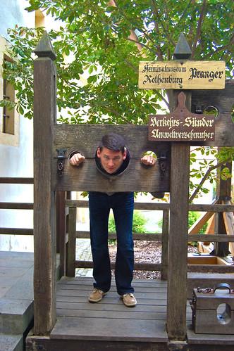 Crime and Punishment Museum Rothenburg ob der Tauber