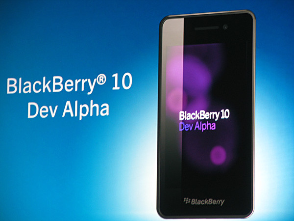 Blackberry 10 - BB10