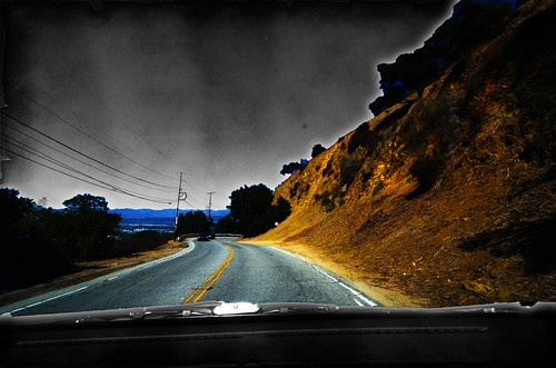 "Mulholland Drive (From Timelapse ""A Ride in California"")"