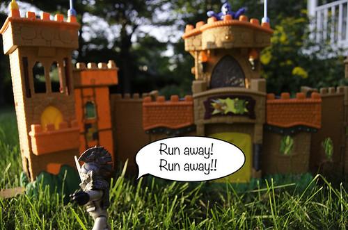 FP run away