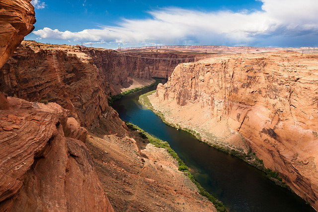 photo of Colorado river