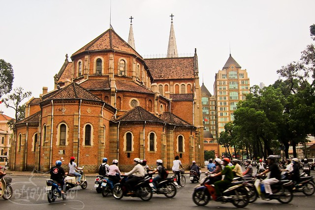 Notre Dame Cathedral Ho Chi Minh