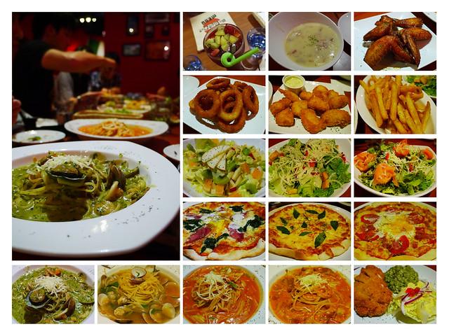 borthers餐廳餐點