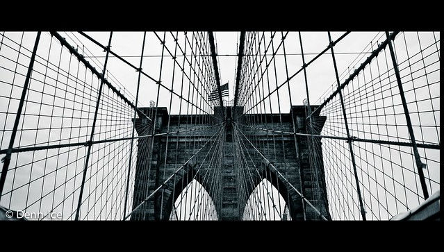 The 1 and only Brooklyn Bridge