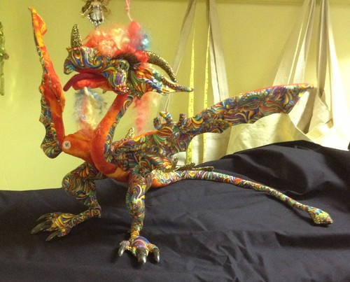Smallworks dragon