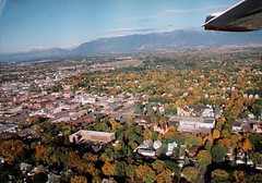 Kalispell in the fall
