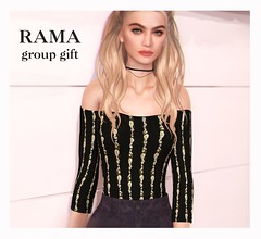 RAMA - Group Gift July 2016