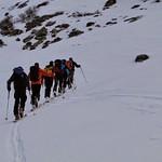 Skitourentage 2015, Isentällispitz