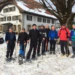 2016-01-28 MTVO Schneeschuhwanderung Harzer
