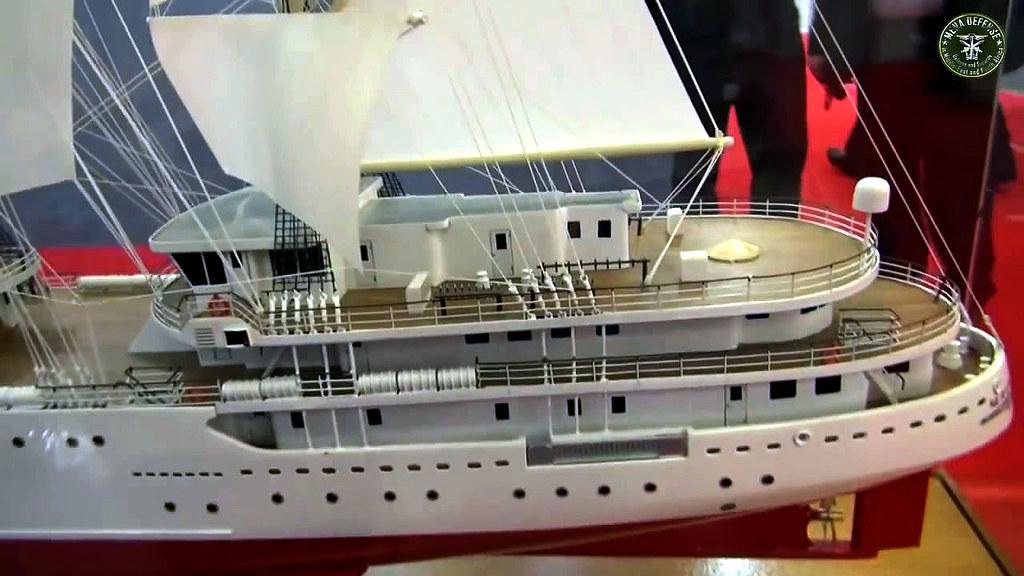 الجزائر تبني السفينة الشراعية  في بولونيا والتسليم في 2016 - صفحة 2 29045450644_bb182811fa_b