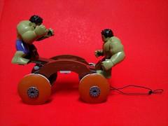 Hulk SeeSaw Smash