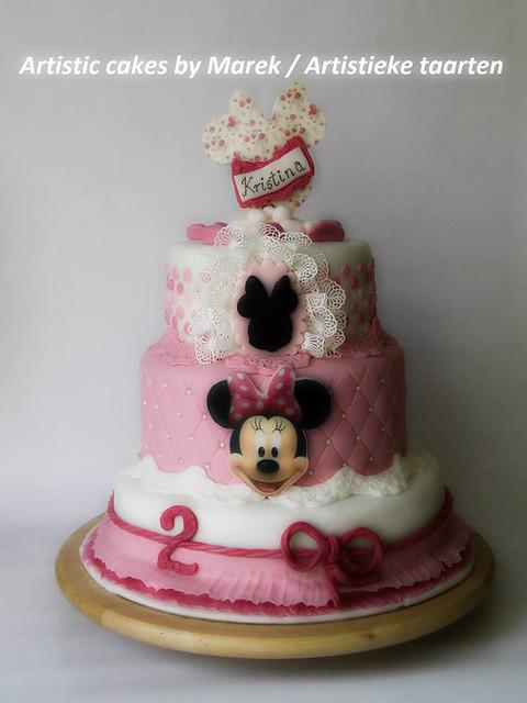 Cake by Artistic Cakes by Marek / Artistieke Taarten