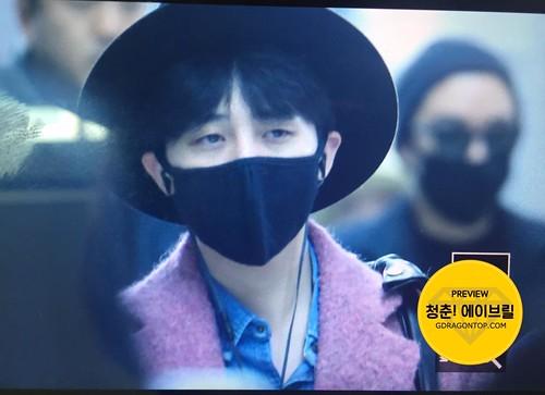 Big Bang - Incheon Airport - 21mar2015 - G-Dragon - avril_gdtop - 03