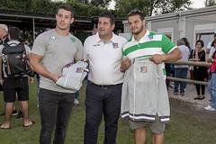 inaugurazione campi di rugby wes