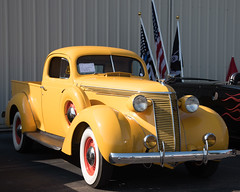 1936 Studebaker Coupe Express