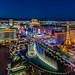 Las Vegas       Sin City Blue Hour