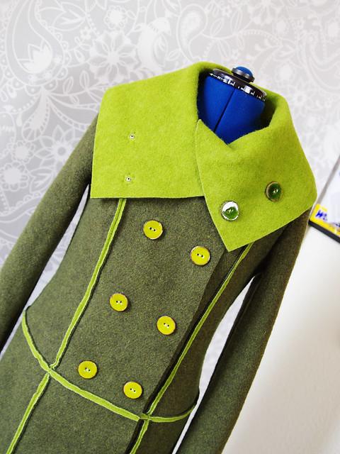 Amelia Coat on Püppi