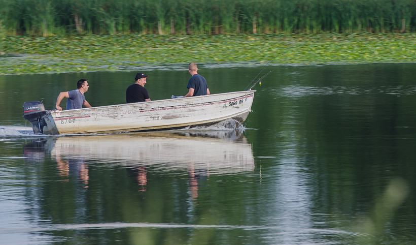 Photo gallery dekalb county convention and visitors bureau for Shabbona lake fishing report