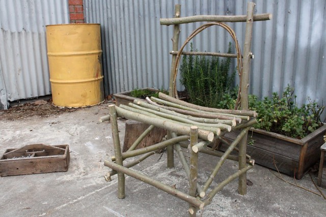 Make Your Own Willow Chair with Greg Hatton