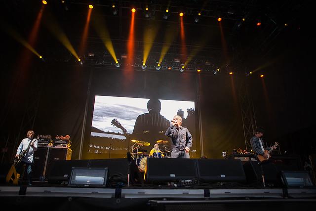 The Stone Roses på Øya 2012