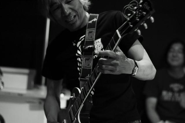 かすがのなか live at Outbreak, Tokyo, 27 Jul 2012. 339