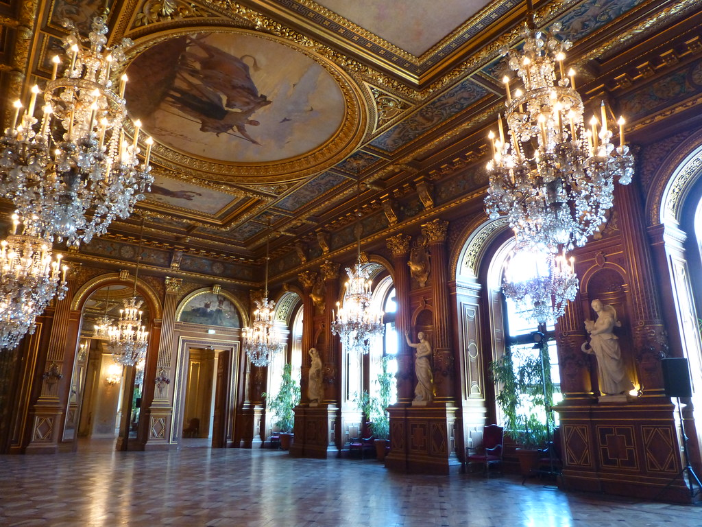 Paris idf photos images diverses page 19 for Salon de la piscine paris
