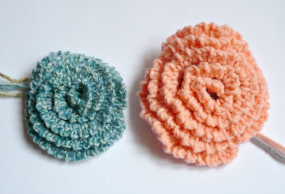 Basic Crochet Flower Patterns Free : FREE PATTERN - Simple Crochet Flower FREE CROCHET ...