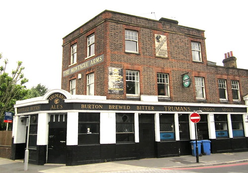 The Montague Arms