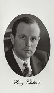 Henry Gleditsch (1902 - 1942)
