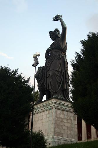 Bavariastatue