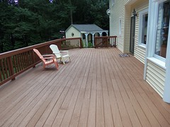 New Garden Shed and Deck Rehab Project
