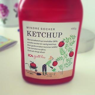 ketchup (instagram)