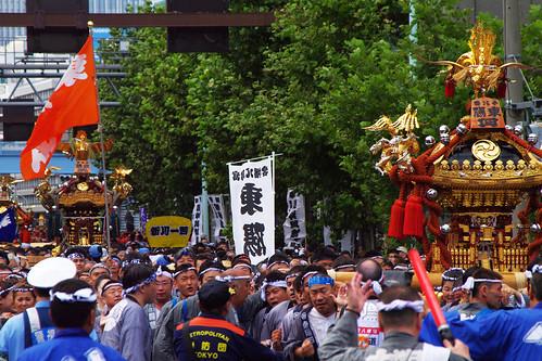 Fukagawa Hachiman Matsuri 37