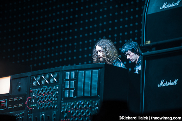 Justice @ Outside Lands 2012