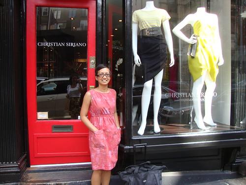 Christian Scirano's store