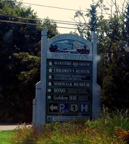 MA - signage