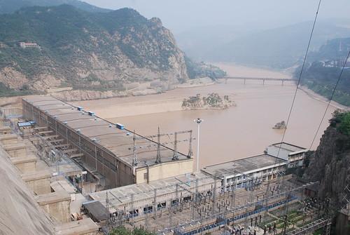 三門峽水壩