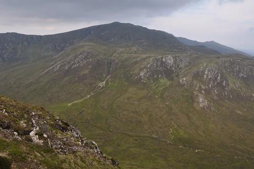 Faochaig from Aonach Buidhe